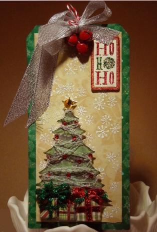 May Arts Christmas Challenge